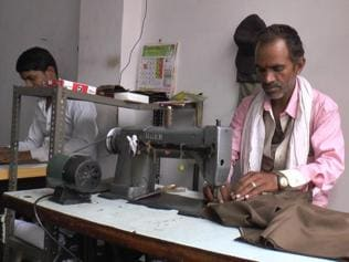 Forty Rajasthan tailors are stitching RSS' new uniform