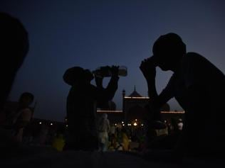 The feast after the fast: An iftar trail in Old Delhi
