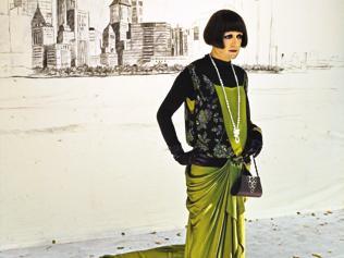 Nikhil Chopra: The chameleon-like performance artist