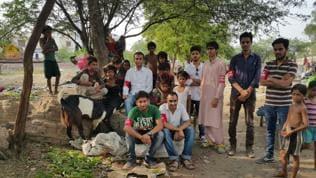 Ramzan charity goes online