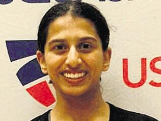Winner's corner: Amita dropped prospering swimming career for squash