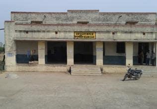 Haunted railway station