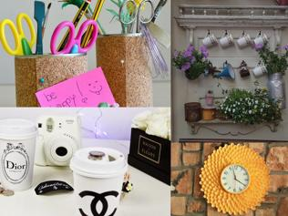 Revamp and re-use: Have fun with discarded kitchen companions