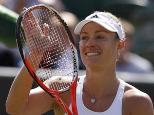 Wimbledon: Angelique Kerber grinds out third-round win against Carina Witthoeft