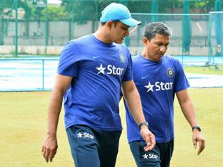 Anil Kumble has a wider vision  of Indian cricket, brings in fresh energy