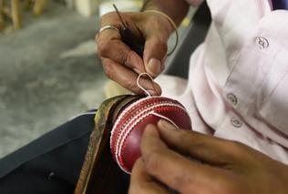 Cricket ball prices