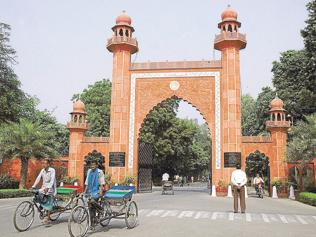 AMU's minority tag issue is designed to polarise voters in UP