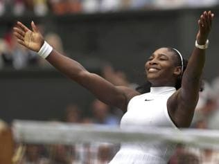 Tale of the tape: How Serena Williams compares to Steffi Graf