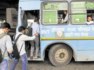Gurgaon's public transport not so public friendly