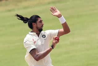 Five years on, Ishant hopes to capture form of 2011