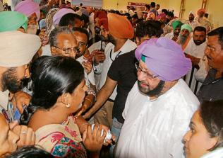 Chairmanships to those who help candidates win: Captain Amarinder
