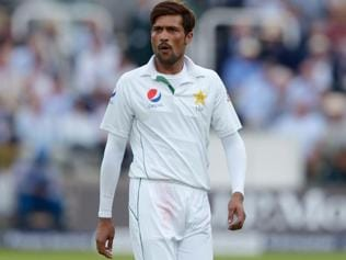 Mixed outing for Amir on return to scene of 2010