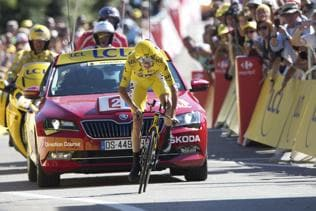 Soigneurs: The unsung heroes at Tour de France