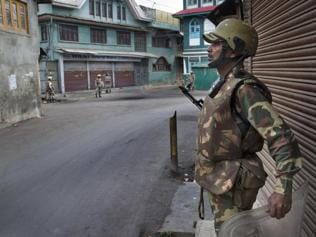 A Kashmiri in Delhi: So much peace is unsettling