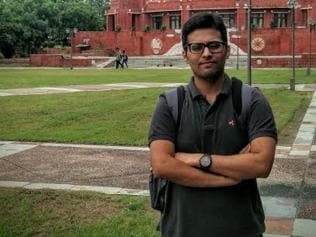 Nepalese student takes tough route to IIM-L