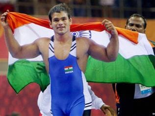 Wrestler Narsingh Yadav accepts dope violation but says it was 'unintentional'