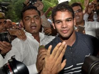 Wrestler Narsingh Yadav fails 2nd dope test, fate likely to be known today