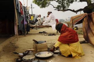 Untouched by economic growth: One in 4 beggars in India a Muslim, reveals census