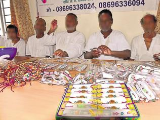 Skilling mentally challenged to master their life