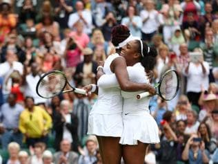 For the Williams, the Olympics is as important as any Grand Slam