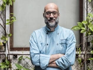 Meet the pizza champion: Giulio Adriani says the real Italian pizza is not greasy