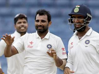 Following simple processes make  Shami an important link in the Indian bowling attack