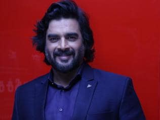 I'd love to do a film on golf, says R Madhavan