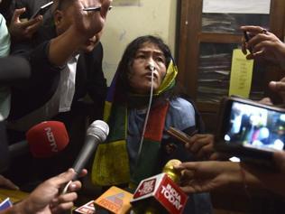 India has failed Irom Sharmila, it's not vice versa