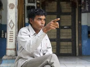 Gujarat Dalit protests injustice by giving up his profession: Skinning cattle
