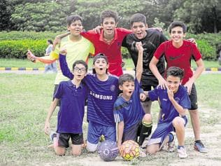Black Panthers of Nirvana Country in Gurgaon look to gain valuable experience at HT GIFA