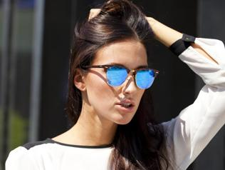 1366c73557ee news about mirrored glasses. Masaba Gupta says  80s fashion is back in  vogue. Hello mirrored sunglasses