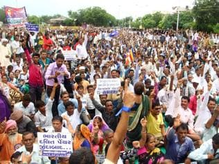 The BJP must realise that the Dalit issue cannot be wished away with rebuttals