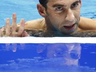 One for the ages: Michael Phelps betters ancient Greece's Leonidas as well