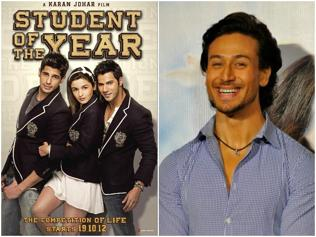 Tiger Shroff is in Student of the Year 2 and people aren't happy about it