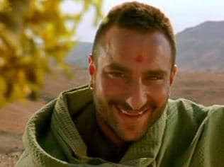 To celebrate his birthday, here's a love story in only Saif Ali Khan gifs