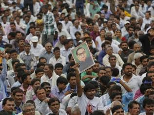 Massive Dalit gathering in Una marks end of 10-day protest rally