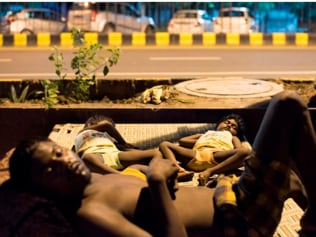 Delhi's homeless: Nameless, forsaken even in their death