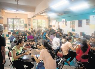 Quirky Serves: Mumbai college canteens are wooing students with art on the walls, fusion cuisine