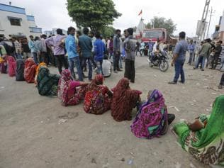 Angry Dalits in Gujarat won't take it lying down