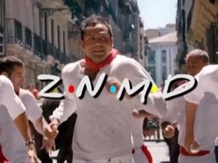 The ZNMD-FRIENDS mashup video is not the first. See all the best ones here