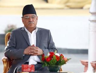 Nepal's deputy PM Bimalendra Nidhi arrives in India