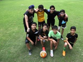 Gurgaon: For jr team of Uniworld Gardens, playing GIFA is a confidence boost