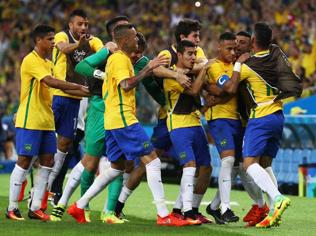 Rio 2016: Neymar hands Brazil first football gold; Farah wins 5,000m
