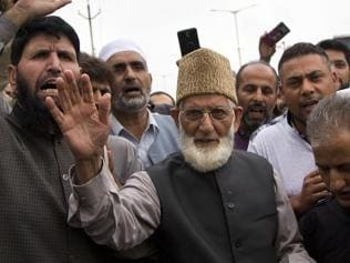 Govt signals all-party talks on Kashmir next month may include separatists