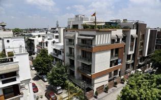 Runaway growth cripples Safdarjung Enclave