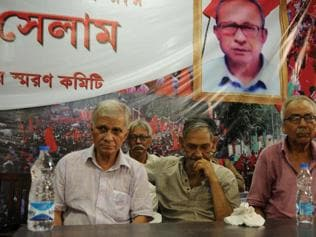 Seven years after ban, Maoist leaders hold first public meeting in Bengal