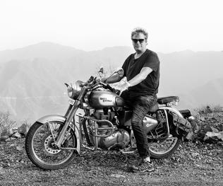 Hitting rewind: Karan Kapoor is back, as another kind of film hero