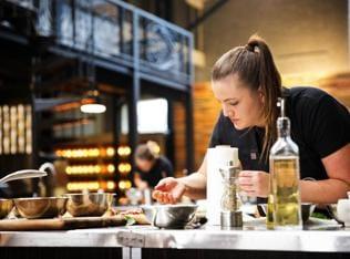 MasterChef Australia winner, Elena Duggan, on cooking with heart