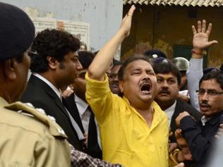 After Singur verdict, jailed Madan Mitra turned ecstatic