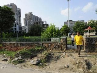 Sector scan: Lack of security, upkeep plagues Noida's Sector 46